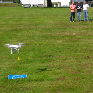 Workshop drone vliegen