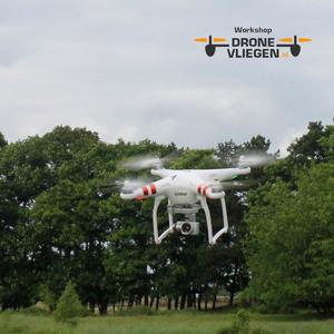drone vliegen workshop